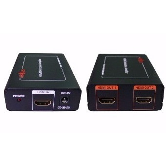 Distributore Amplificatore HDMI 1x In 2x Out (Supporta 3D)