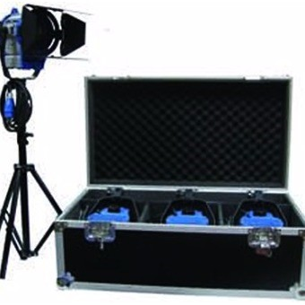 KIT Fresnel Studio Spot Light da 650W